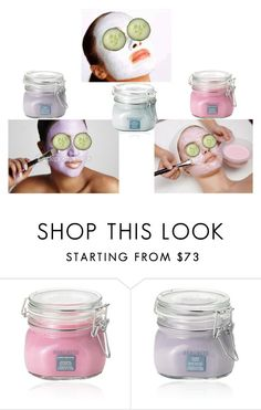 """""""Mud Face Please"""" by foreverlostinlove ❤ liked on Polyvore featuring beauty"""