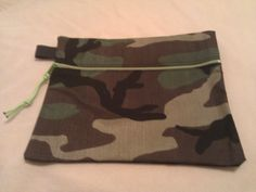 Pouches, Bags, bagsbyjames, Cordura,Ykk Zipper, Paracord 5150, Made in the USA, Camo