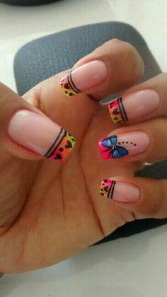 Fabulous Nails, Perfect Nails, Gorgeous Nails, Pretty Nails, Toe Nail Designs, Simple Nail Art Designs, Nails Design, Crazy Nails, Love Nails