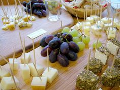 #Cheese and #grape sample platter from our #Hannover culinary walking tour  | #Hanover #Linden #EatTheWorld #EatTheWorldTour #FoodTour #Germany #Deutschland #Blog #FoodBlogger #Travel #Culture #Food