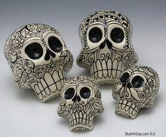 Mi Familia Sugar Skulls