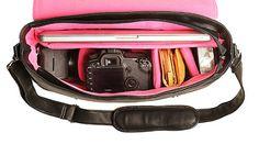 Paris Epiphanie Camera Bag