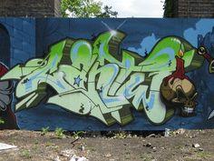 Graffiti Writing, Graffiti Artwork, Graffiti Styles, Graffiti Lettering, Street Art Graffiti, Custom Fonts, Custom Art, Grafitti Alphabet, Street Art Photography