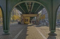 Kreuzung Eberswalder / Schönhauser - 4 von Hartmut Bräunlich