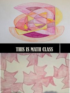 Bring math to life through Fibonacci spirals, tessellations, and Fractals. Great for middle and high school math classes.