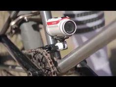Na kole s akční kamerou TomTom Bandit GPS Gopro, Action, Group Action