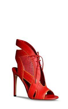 Sandali con tacco Donna - Calzature Donna su Roberto Cavalli Online Store
