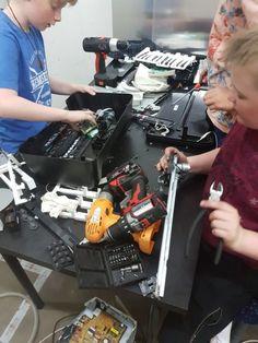 Slöjdämnet, makerspace och digital teknik
