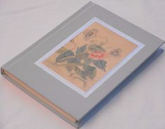 Quill Mark Small Bound Journal Floral Cover Lined Paper Attractive & Fun to Use #QuillMark