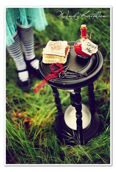 Alice in Wonderland | Wendy Kathleen's Photography