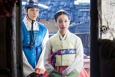 Korean Traditional, Traditional Dresses, Korean Drama 2017, Oh Yeon Seo, My Sassy Girl, Modern Hanbok, Joo Won, Drama Korea, Paros