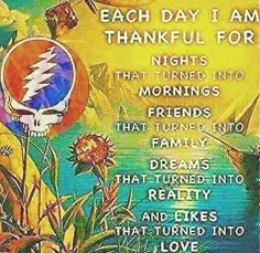 I Am Thankful ✌❤ Happy Thanksgiving to all...