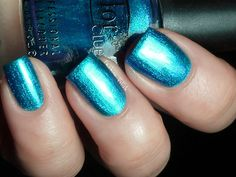 Fashion Polish: Color Club Take Wing Collection Sky High