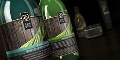 SENSPA Lemongrass Aroma set — The Dieline - Branding & Packaging
