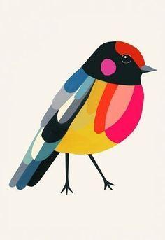 Art And Illustration, Vogel Illustration, Illustrations, Pattern Illustration, Little Bird Tattoos, Tattoo Bird, Bird Sketch, Wolf Sketch, Dragon Sketch