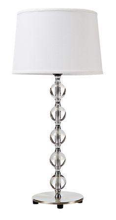 Pallolampunjalka 40 cm ja Deco-varjostin 24 cm, 54 €. Lampunjalan tai varjostimen voi ostaa myös erikseen: lampunjalka, 38 €, varjostin, 16 €. Norm. 79 €. Pentik Popup, 1. KRS