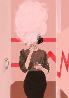 Image about art in Illustration by Le Cirque des Rêves. Fff Logo, Serie Twin Peaks, Twin Peaks Girls, Audrey Horne, Art Inspo, Art Photography, Pin Up, Character Design, Illustration Art