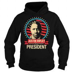 I Love JUSTIN RIPLEY T shirts
