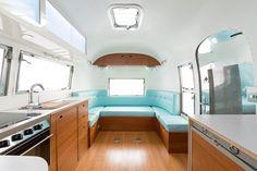 Gallery - Airstream refits and RV renovation, Airstream renovation UK