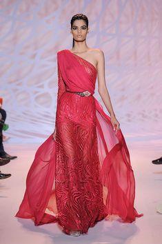 Zuhair Murad Autunno-Inverno 2014-2015 - Alta moda