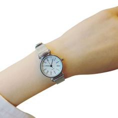 women watches bracelet watch golden Quartz watch Stainless Steel Dial metal band Wrist Watches Relojes mujer Drop shipping #YH30 #Affiliate