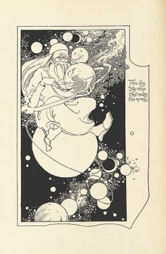 Image taken from page 18 of 'Red Apple and Silver Bells. A book of verse for children ... Illustrated by A. B. Woodward'