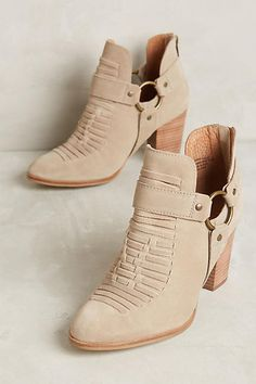 Seychelles Impossible Booties - anthropologie.com