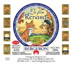 Le Fin Renard, Fromages,