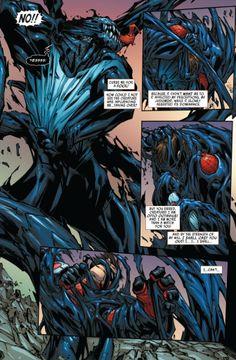 The Superior Spider-Man fights the Venom symbiote in Superior Spider-Man Comic Book Pages, Comic Page, Comic Book Artists, Comic Book Characters, Marvel Characters, Comic Artist, Marvel Fan Art, Marvel Dc Comics, Marvel Heroes