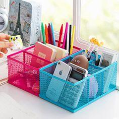 cuadro de organizador de escritorio colorido clásico – MXN $ 507.04