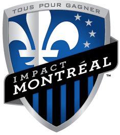 Logos Futebol Clube: Montréal Impact Football Club