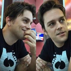 so pretty. no one asked u to be this cute dallon