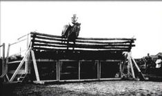 The world record for the highest obstacle cleared by a horse and rider was set on February 5, 1949 by Huaso and his rider, Captain Alberto Larraguibel.