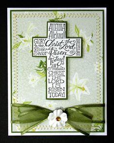 Easter Card - Christian - Religious. $5.99, via Etsy.