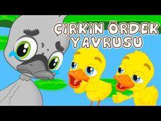 Çirkin Ördek Yavrusu çizgi film masal 24 - Adisebaba Çizgi Film Masallar - YouTube