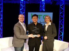 HTC One won the Best Smartphone Award at MWC in Barcelona. The HTC One beat Samsung Galaxy Note, iPhone 5S and LG G2. The Smartphone….