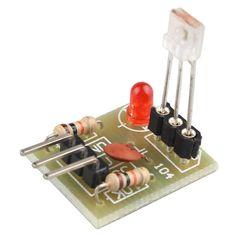 Keyes 801s Vibration Sensor Module Red Dc 3 5v With