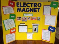 Science Fair Presentation - Electromagnet