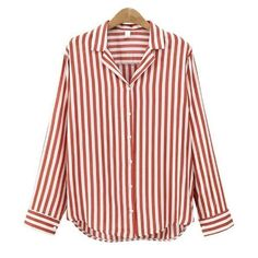 Cheap autumn women blouses, Buy Quality women blouses directly from China women business blouse Suppliers: 2018 New Spring Autumn Women Blouse Flower V-Neck Long Sleeve Work Shirts Women office Tops Striped blouse for business Loose Shirts, Work Shirts, Long Sleeve Shirts, Collars For Women, Blouses For Women, Top Mode, Stripes Fashion, Women's Summer Fashion, Beautiful Blouses