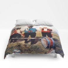 Gaiteros/Gaiteiros/Pippers Comforters