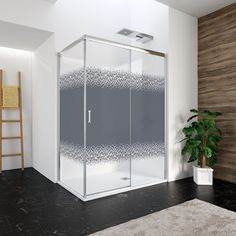 Step into full of colours and shades Shower Enclosure, Bathroom Ideas, Bathrooms, Shades, Colours, Mirror, Furniture, Design, Home Decor