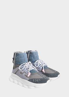 29f5c571deb1e9 VERSACE 2Chain Reaction Sneakers.  versace  shoes Versace Shoes