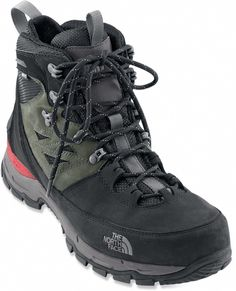 8b35aaf2d75a02 The North Face Verbera Hiker GTX Hiking Boots - Men s - Free Shipping at  REI.