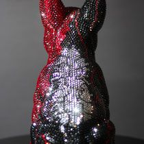 French Bruno by J. Swarovski, Butterfly, Bling, Glamour, Sculpture, French, Crystals, Luxury, Formal Dresses