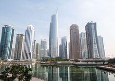 Dubai, Rascacielos