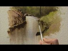 Trees, Woodlands & Forests in Watercolour One - Part One - YouTube
