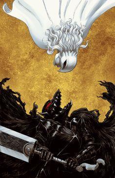 Black Dog White Hawk by Jadiekins.deviantart.com on @DeviantArt