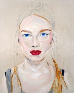 judith geher : painting