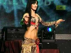"""1st place in competition """"Queen of the Pyramid"""" 2010. Bellydancer Dovile from Lithuania (Kaunas) - YouTube"""