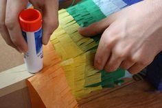 piñata casera cumpleaños 1 año decoracion